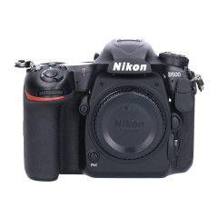 Tweedehands Nikon D500 Body Sn.:CM1577