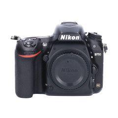 Tweedehands Nikon D750 Body Sn.:CM1584