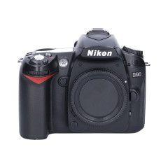 Tweedehands Nikon D90 Body Sn.:CM1610