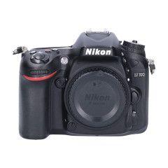 Tweedehands Nikon D7100 - Body Sn.:CM1633