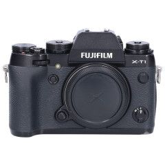 Tweedehands Fujifilm X-T1 Zwart - Body Sn.:CM1851