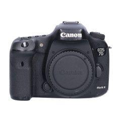 Tweedehands Canon EOS 7D Mark II Body Sn.:CM1867