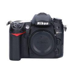 Tweedehands Nikon D7000 Body Sn.:CM1693