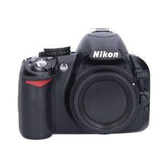 Tweedehands Nikon D3100 Body Sn.:CM2343