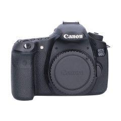Tweedehands Canon Eos 60D body Sn.:CM2348