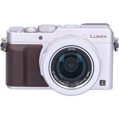 Tweedehands Panasonic Lumix DMC-LX100 Zilver Sn.:CM1682
