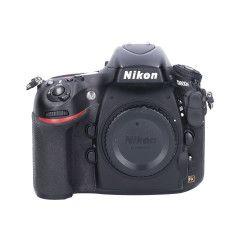 Tweedehands Nikon D800E Body Sn.:CM2677