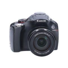 Tweedehands Canon Powershot SX40 HS Zwart Sn.:CM2434