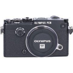Tweedehands Olympus PEN-F Body Zwart Sn.:CM2405