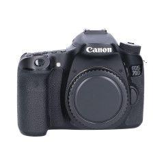Tweedehands Canon EOS 70D - Body Sn.:CM2435
