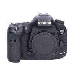 Tweedehands Canon EOS 7D Mark II Body Sn.:CM2466
