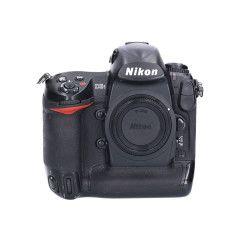 Tweedehands Nikon D3S Body Sn.:CM2404