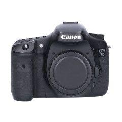 Tweedehands Canon EOS 7D Body Sn.:CM2826