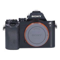 Tweedehands Sony A7 Body Sn.:CM2874