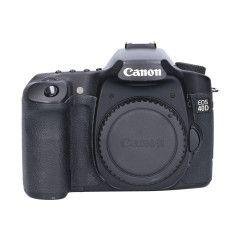 Tweedehands Canon EOS 40D Body Sn.:CM2881