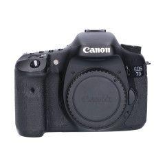 Tweedehands Canon EOS 7D Body Sn.:CM2830