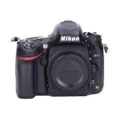 Tweedehands Nikon D610 Body Sn.:CM0533