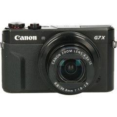 Tweedehands Canon PowerShot G7 X Mark II Sn.:CM9917