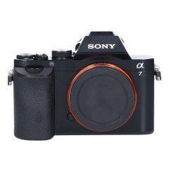 Tweedehands Sony A7 Body Sn.:CM0676