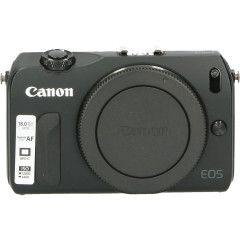 Tweedehands Canon EOS M - Body Sn.:CM0391