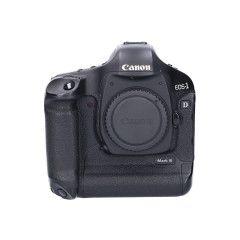 Tweedehands Canon EOS 1D Mark  III Body Sn.:CM0887