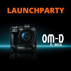 Olympus E-M1X Launchparty