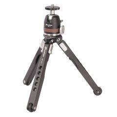 Leofoto Pocket Mini Tripod MT-03 + Ballhead MTB-19
