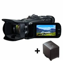 Canon Legria HF G50 Power Kit