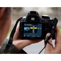 Snelcursus Camera-instellingen