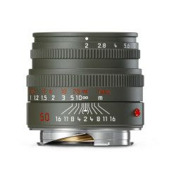 Leica Summicron-M 50mm f/2.0 Edition Safari