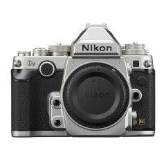Nikon Df Body Zilver