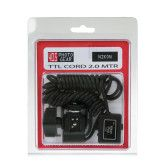 405 Photogear TTL-verlengkabel 2,0m Nikon