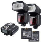 Godox Speedlite V860II Sony Trigger Pro Kit