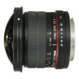Samyang 8mm f/3.5 Fisheye UMC CS-II Fuji X