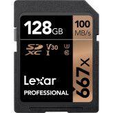 Lexar SDXC Pro 128GB 667X UHS-I