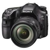 Sony Alpha SLT-A77 II + 16-50mm