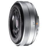 Fujifilm XF 27mm f/2.8 - Zilver