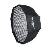 Godox Paraplu Softbox Bowens 80cm met Grid