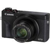 Canon PowerShot G7X Mark III Zwart