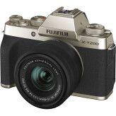 Fujifilm X-T200 Gold + XC15-45mm