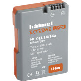 Hahnel HLX-H1 Extreme Li-Ion accu (Olympus BLH-1)