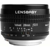Lensbaby Velvet 28 Nikon F