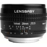 Lensbaby Velvet 28 Canon RF