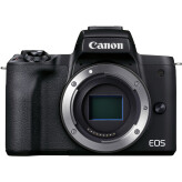 Canon EOS M50 Mark II Body Zwart