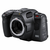 Blackmagic Pocket Cinema 6K Pro videocamera Body (EF-Mount)