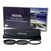 Hoya Digital Filter Kit II 62mm (3 pcs)