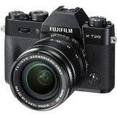 Fujifilm FinePix X-T20 Zwart + XF 18-55mm