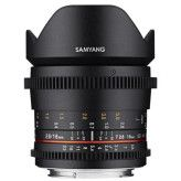 Samyang 16mm T2.6 ED AS UMC VDSLR Canon