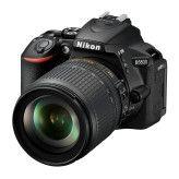Nikon D5600 Zwart + AF-S DX 18-105mm VR
