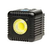 Lume Cube Waterdichte flits en videolamp - Single (1) Black